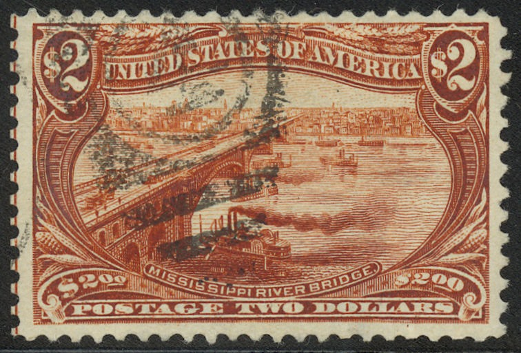 293-2-00-Trans-Mississippi-Gorgeous-Appearance-Sm-Paper-Thin